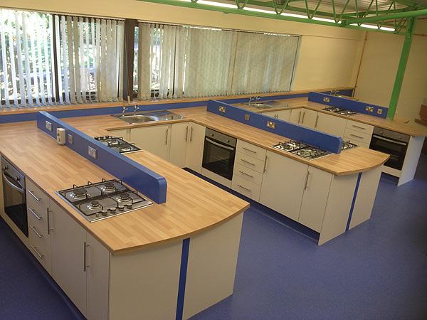 kitchen class room